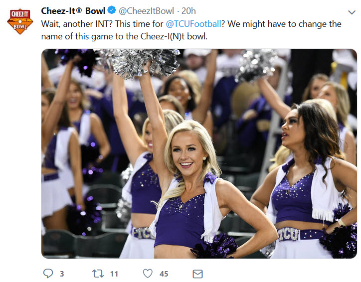 Cheez-Int Bowl